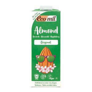 Mandľový nápoj original bio 1l EcoMil - mandlove mlieko - mandľové mlieko - alpro mandlove mlieko - mandlové mlieko - mandlove mlieko cena - mandlove mlieko pouzitie - mandlove mlieko alpro - mandlove mlieko recenzie
