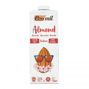 Mandľový nápoj natural bio 1l Ecomil - mandlove mlieko - mandľové mlieko - alpro mandlove mlieko - mandlové mlieko - mandlove mlieko cena - mandlove mlieko pouzitie - mandlove mlieko alpro - mandlove mlieko recenzie