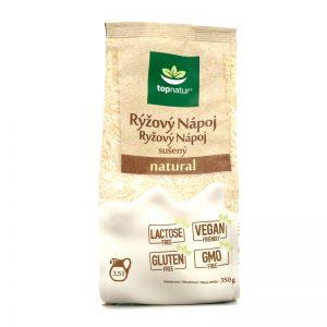 Nápoj ryžový 350g Top natur - ryžové mlieko - ryžový nápoj - rastlinné mlieko - rastlinný nápoj - rastlinne mlieko - ryzove mlieko - ryzovy napoj - ryžové mlieko recept - ryzove mlieko vyroba - rastlinne mlieko recept - ryžové mlieko účinky - alpro ryzove mlieko - joya ryzove mlieko