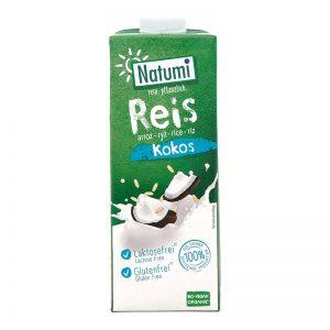 Ryžový nápoj s kokosom bio 1l Natumi - ryžové mlieko - ryžový nápoj - rastlinné mlieko - rastlinný nápoj - rastlinne mlieko - ryzove mlieko - ryzovy napoj - ryžové mlieko recept - ryzove mlieko vyroba - rastlinne mlieko recept - ryžové mlieko účinky - alpro ryzove mlieko - joya ryzove mlieko