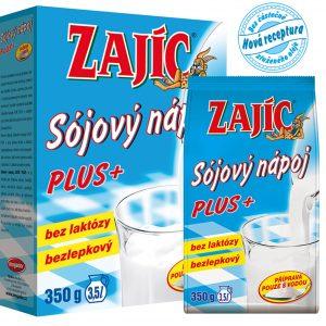 Mogador Zajac Sójový nápoj plus + 350 g - Alternatíva mlieka a smotany - sojove mlieko - nemleko - sójové mlieko - sojové mlieko - alpro sojove mlieko - rastlinna smotana - rastlinne jogurty - sojove mlieko alpro - susene sojove mlieko - sojove mlieko v prasku - sojove mlieko zajac - sojove mlieko susene - rastlinne mlieko recept - susene sojove mlieko zajic - sojove mlieko chudnutie - zajic sojove mlieko - sojove mlieko do kavy - rastlinný nápoj